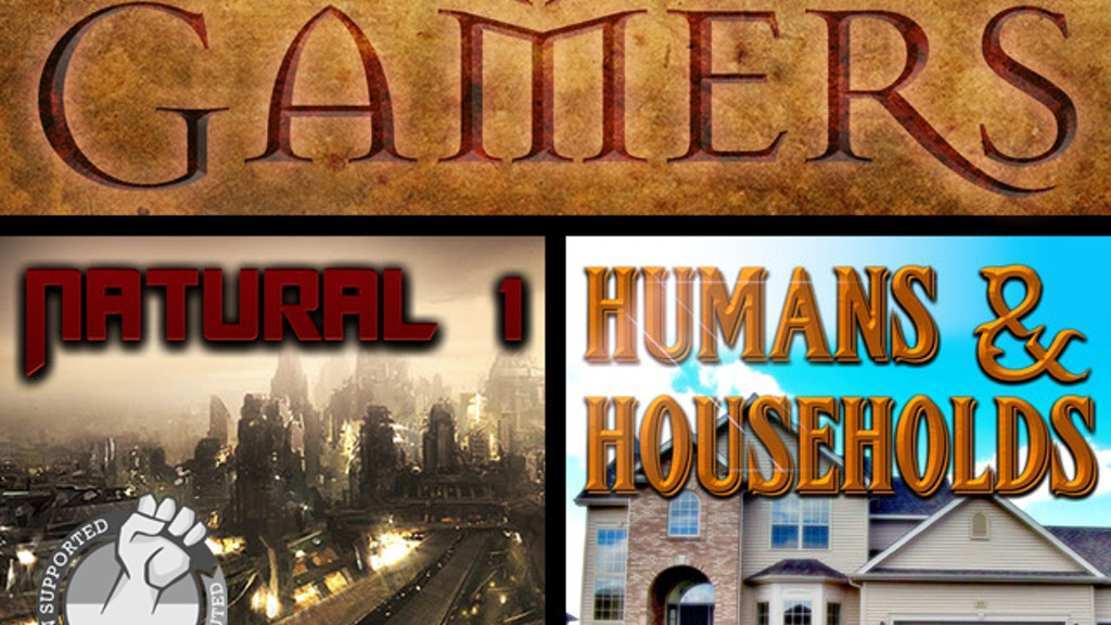 The Gamers: Humans & Households / Natural One project video thumbnail