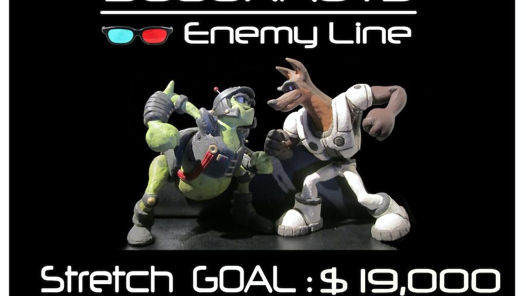 DOGONAUTS - Enemy Line project video thumbnail