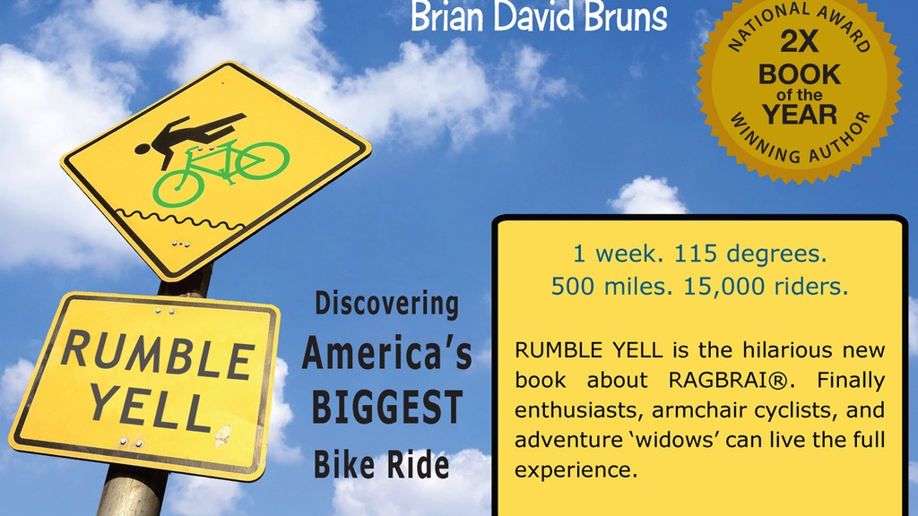 Rumble Yell: Discovering America's Biggest Bike Ride project video thumbnail