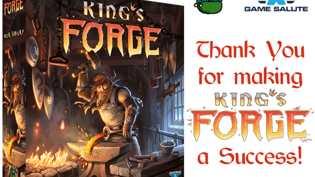 King's Forge project video thumbnail