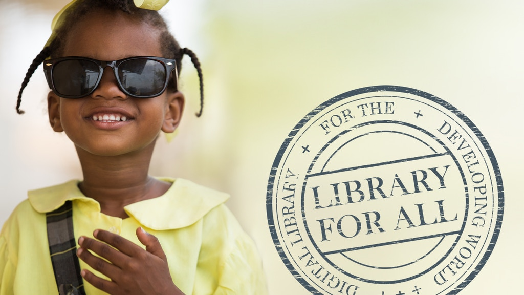 LIBRARY FOR ALL: a digital library for the developing world project video thumbnail