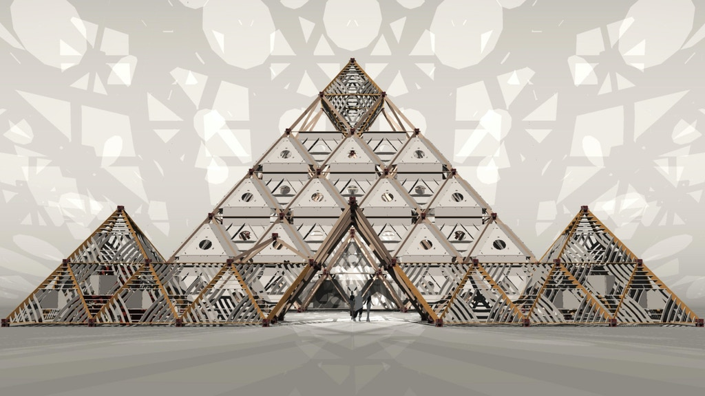 THE TEMPLE 2013 - Burning Man project video thumbnail