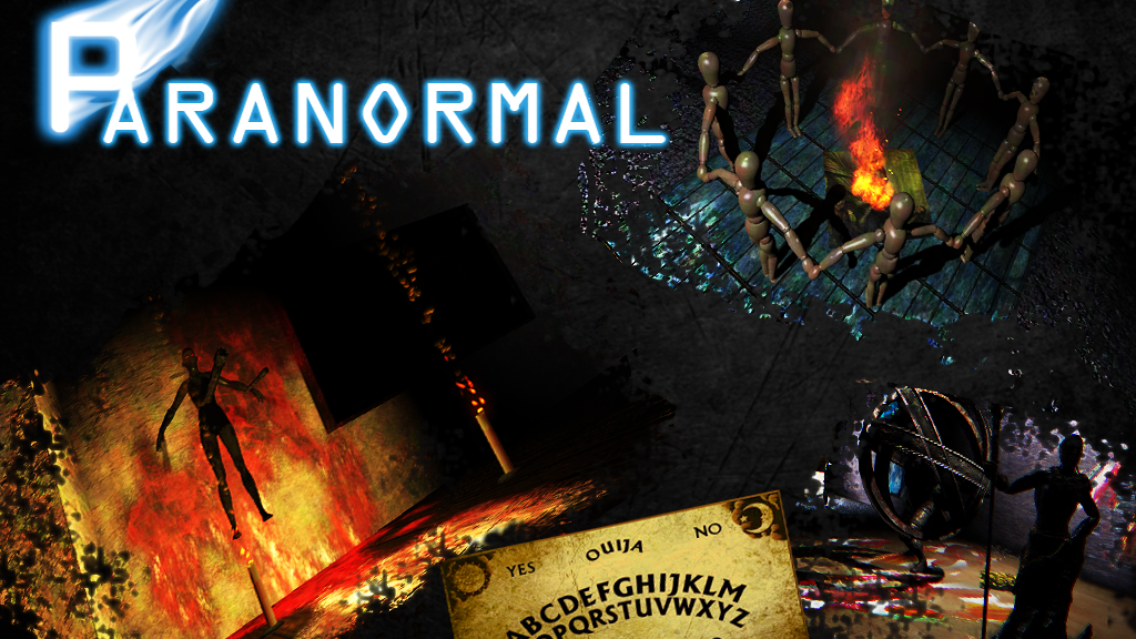 Paranormal: The Town project video thumbnail