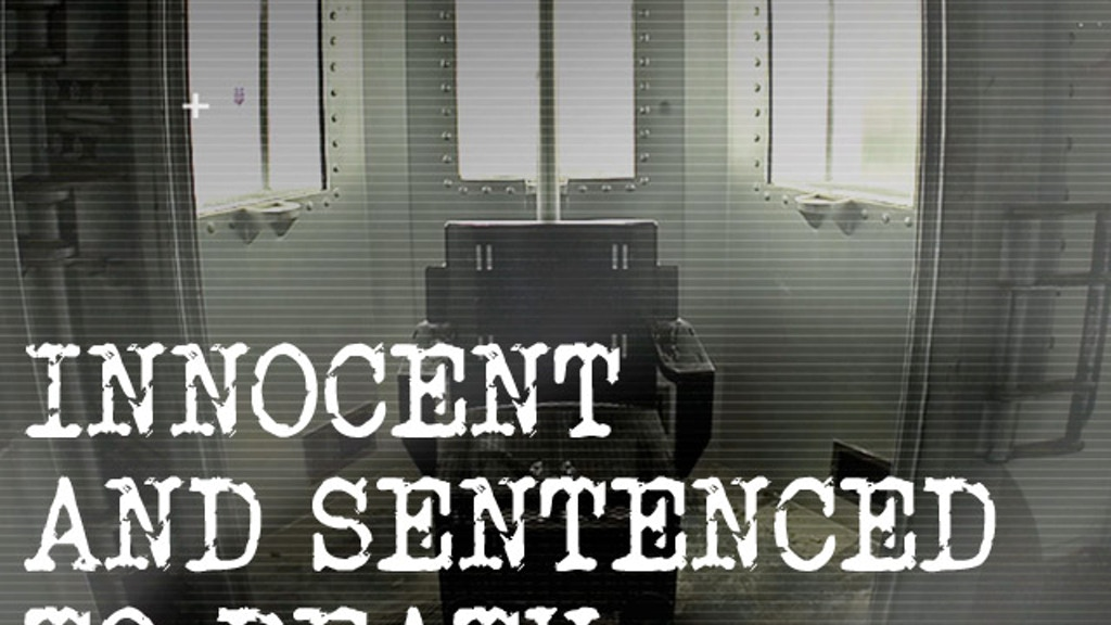 One For Ten - innocent on death row project video thumbnail