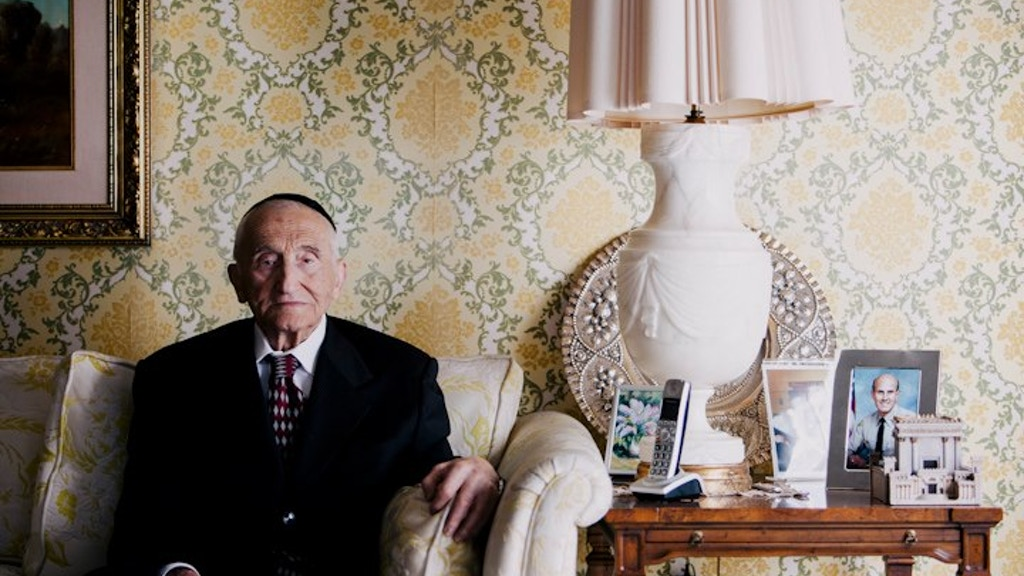Holocaust Survivor Portrait Exhibit project video thumbnail