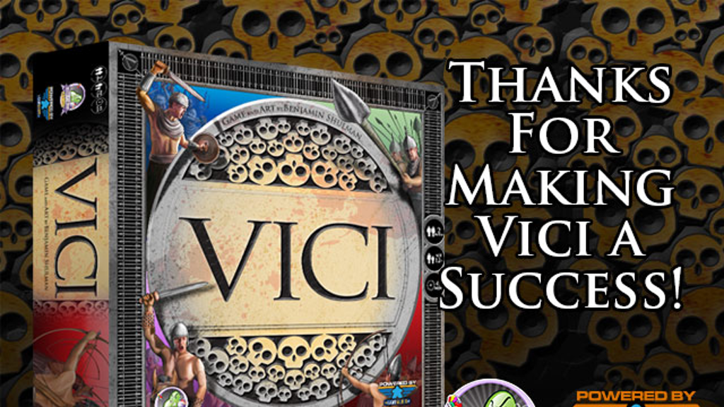 Vici project video thumbnail