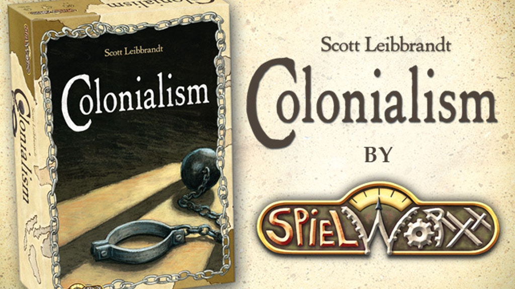 Colonialism project video thumbnail