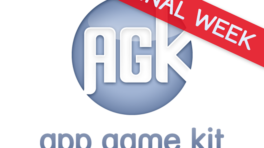 App Game Kit V2 project video thumbnail