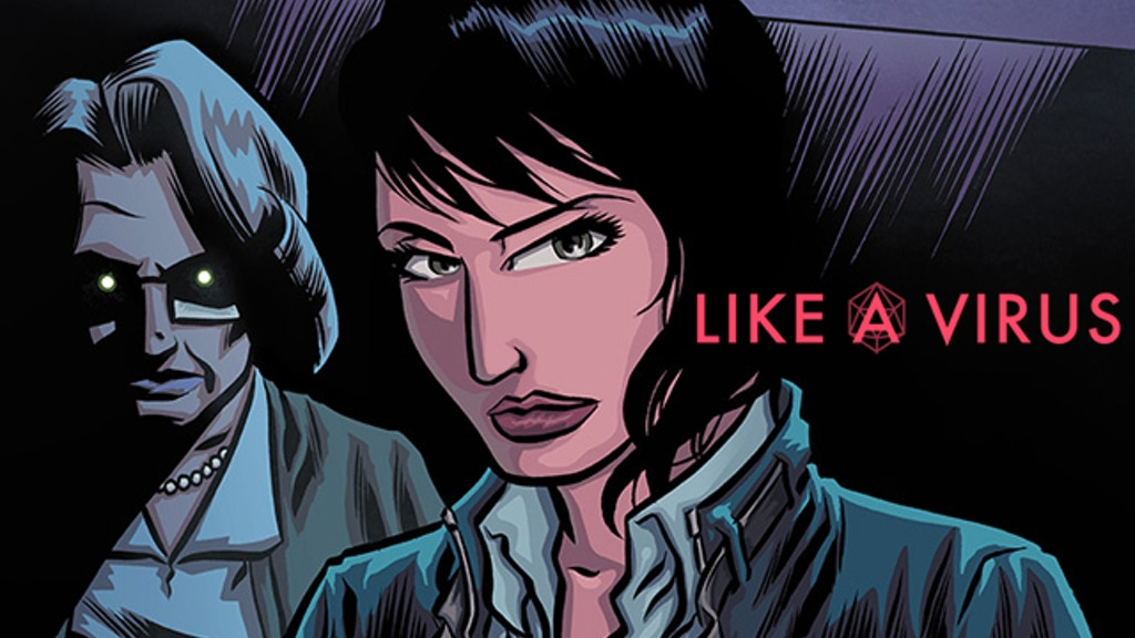 'Like A Virus' - A Comic By Ken Lowery and Robert Wilson IV project video thumbnail