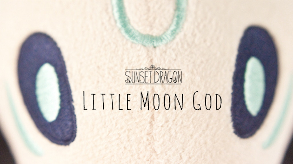 Little Moon God Plush project video thumbnail