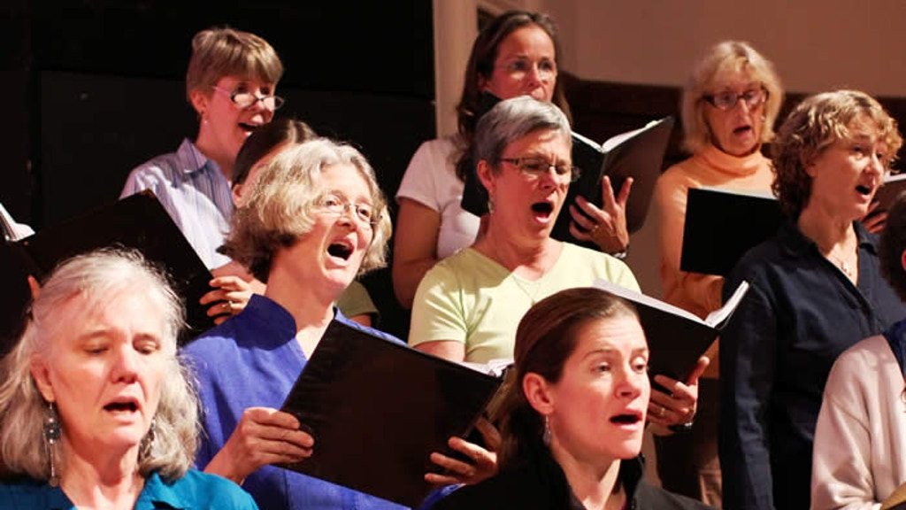 Women in Harmony Performs at Sister Singers Network Festival project video thumbnail