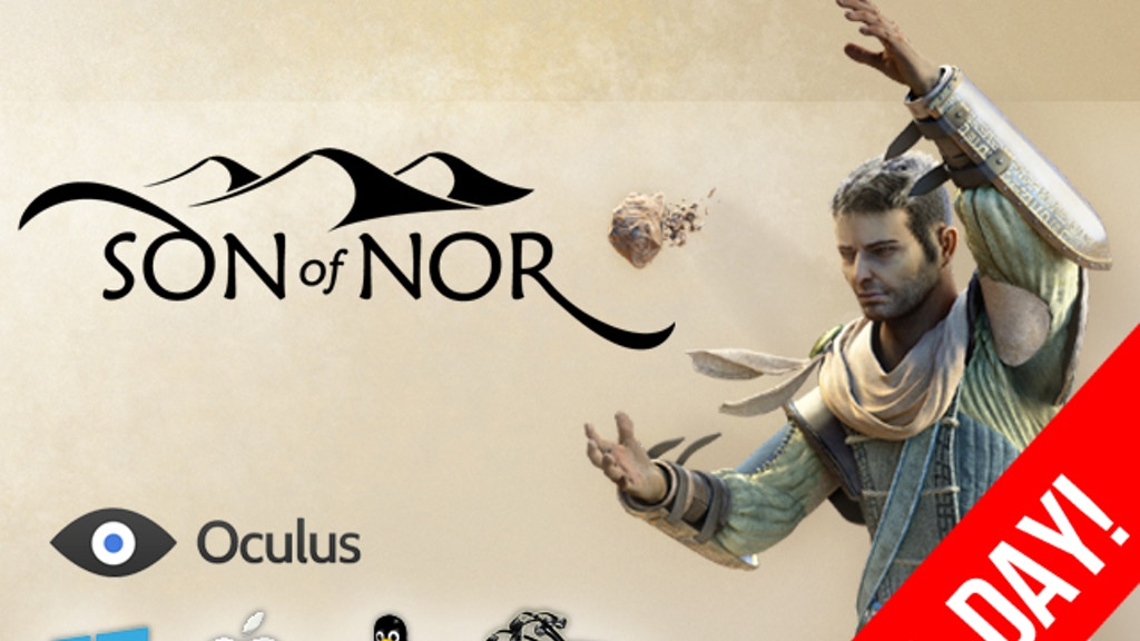 Son of Nor - The World is Your Weapon project video thumbnail