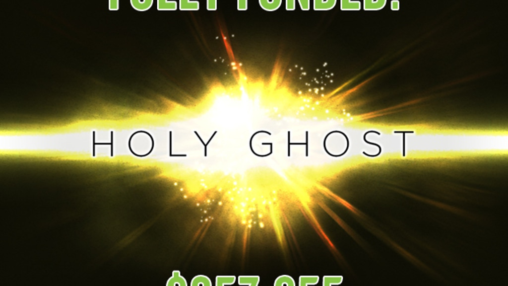 Holy Ghost Experience project video thumbnail