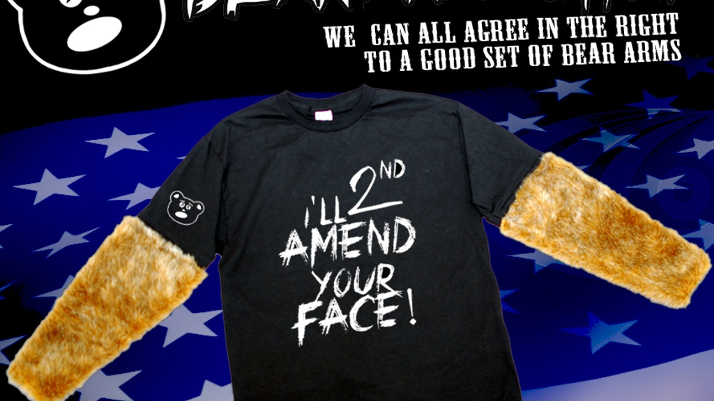 Right to Bear Arms Shirt project video thumbnail