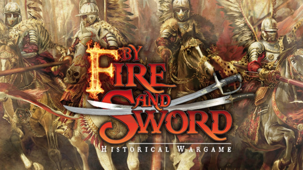 By Fire and Sword - historical tabletop wargame project video thumbnail