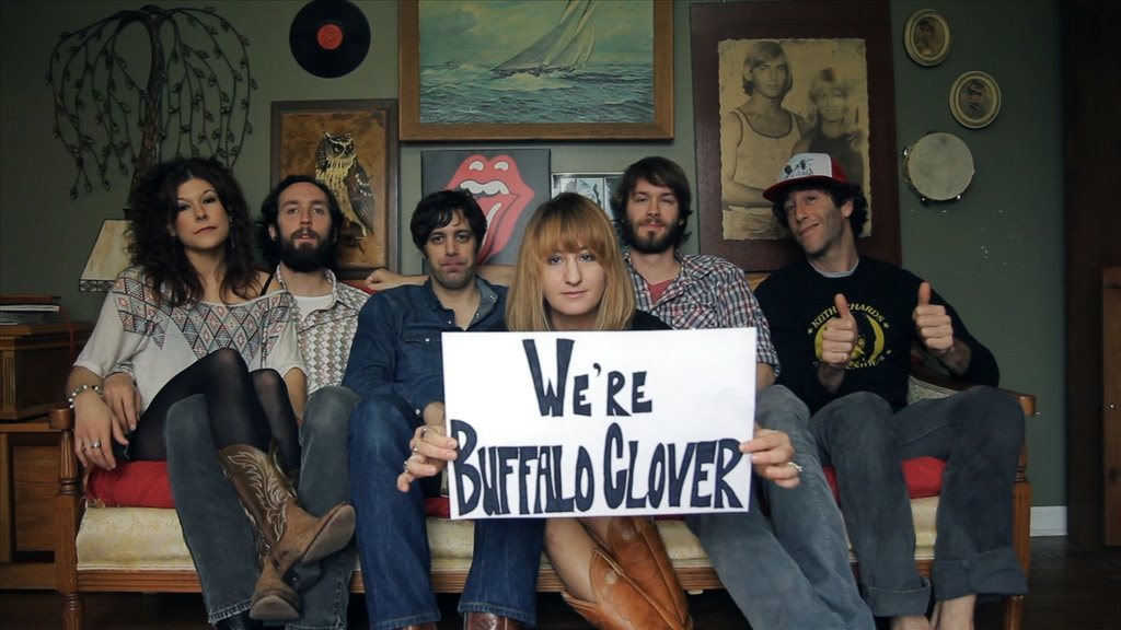 Buffalo Clover - TEST YOUR LOVE - New Album project video thumbnail