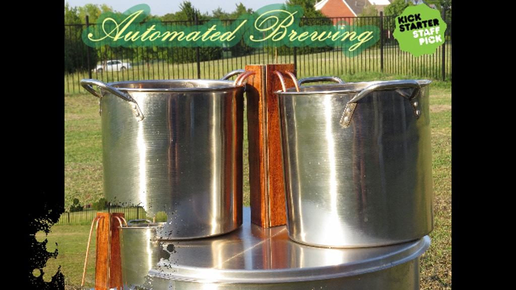 Bieree: Smart-phone beer brewing project video thumbnail