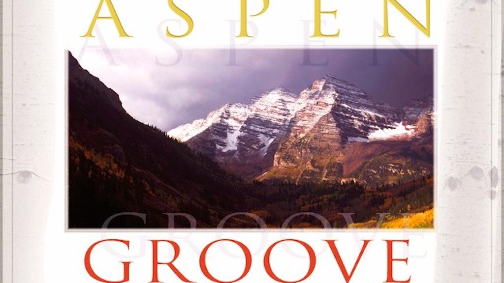 Aspen groove recording project x2 by erik t hjelt for Aspen x2