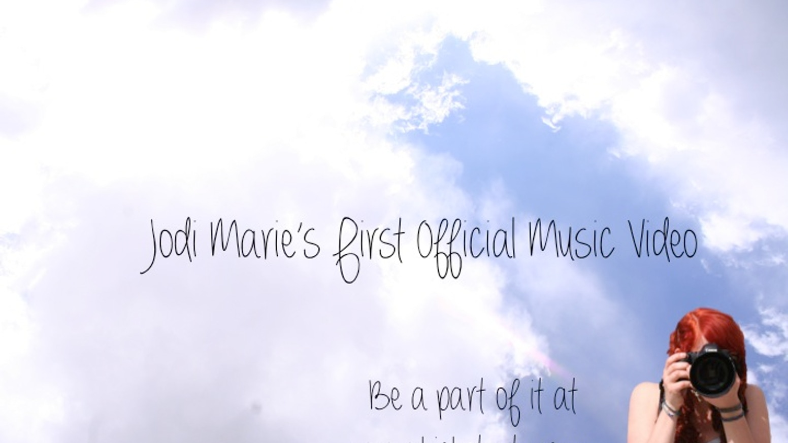 Jodi Marie's First Official Music Video by Jodi Marie Fisher