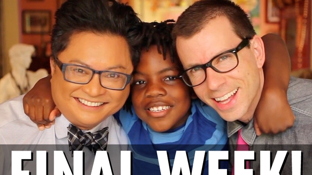 """Alec Mapa's """"Baby Daddy"""" project video thumbnail"""
