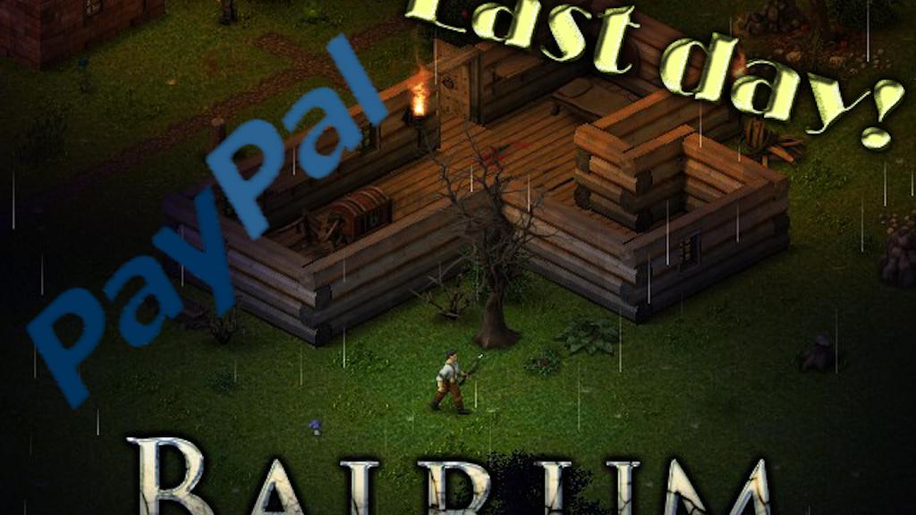 Balrum project video thumbnail