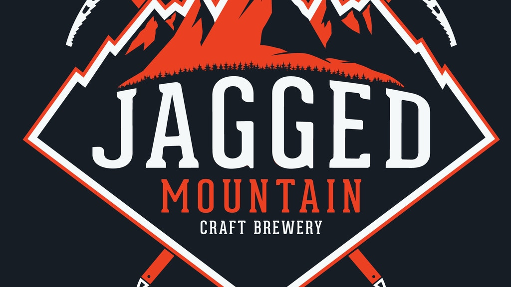Jagged Mountain Craft Brewery project video thumbnail
