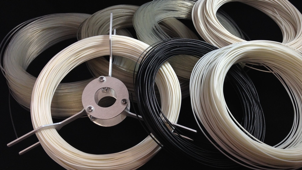 Carbon Fiber PLA and More! Performance 3D Printer Filament. project video thumbnail
