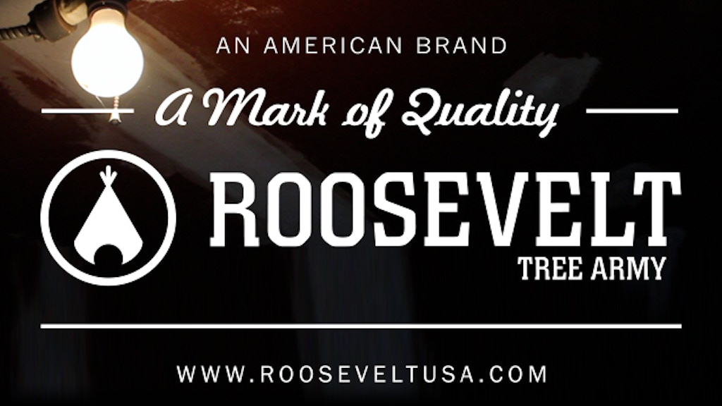 Roosevelt Tree Army project video thumbnail