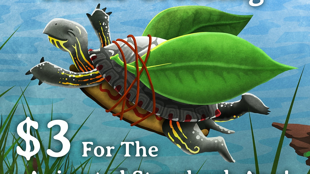 Turtle Crossing - A Storybook App project video thumbnail