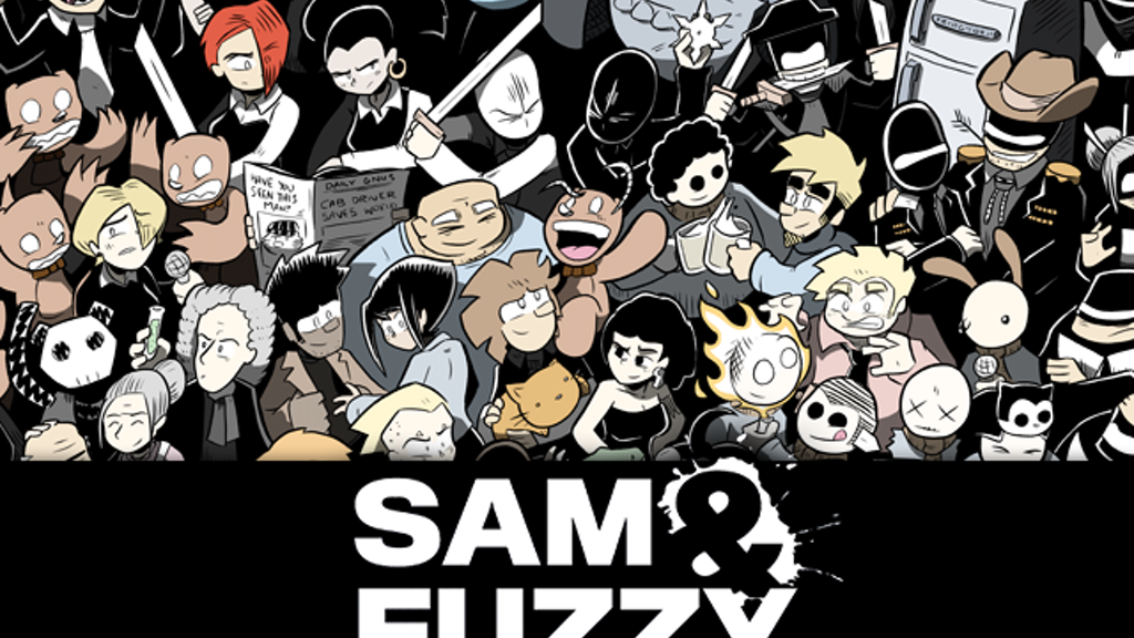Sam & Fuzzy Two-Volume Omnibus project video thumbnail