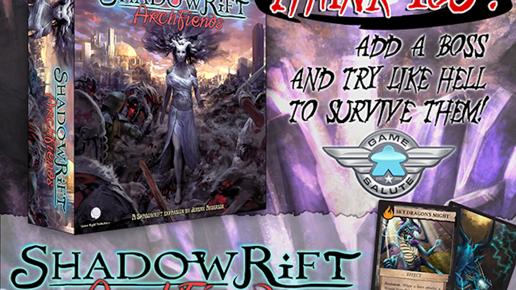 Shadowrift: Archfiends project video thumbnail