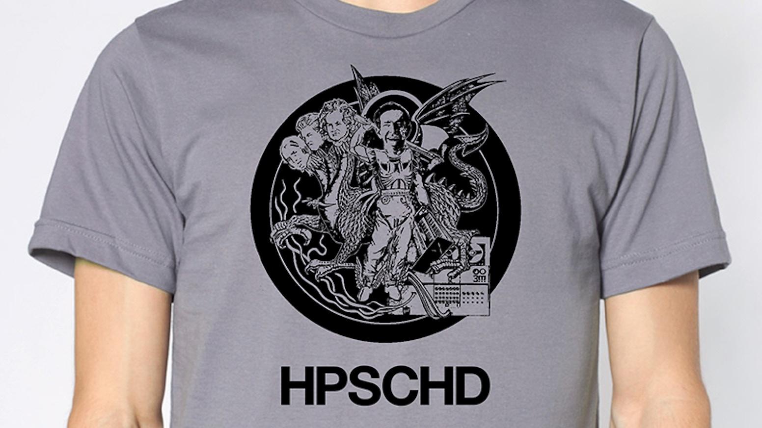Hpschd Dragonslayer Tee By Kayrock Screenprinting By Darmstadt