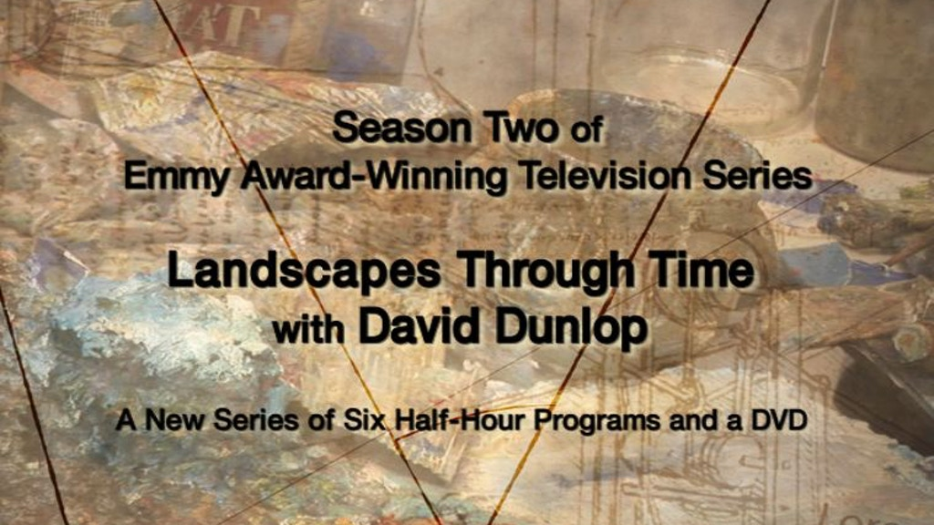 We're back! Season 2 of art series Landscapes Through Time project video thumbnail