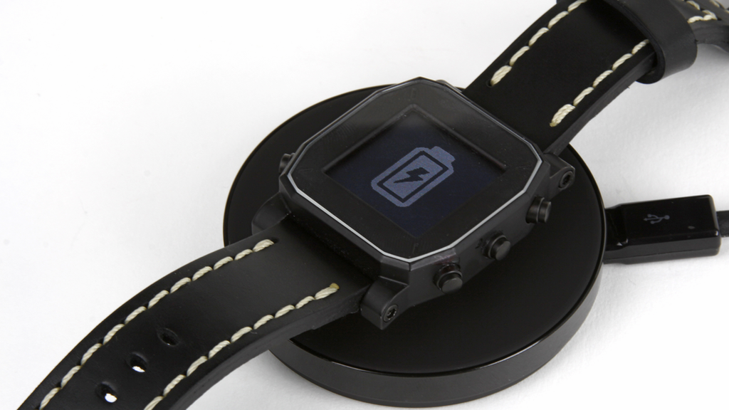AGENT: The World's Smartest Watch project video thumbnail