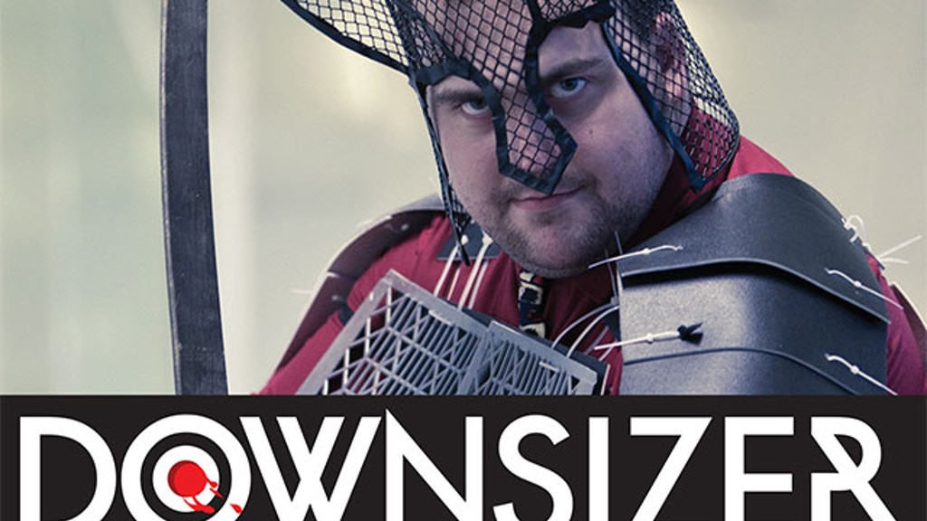Downsizer - A short tale of Weaponised Office Equipment. project video thumbnail