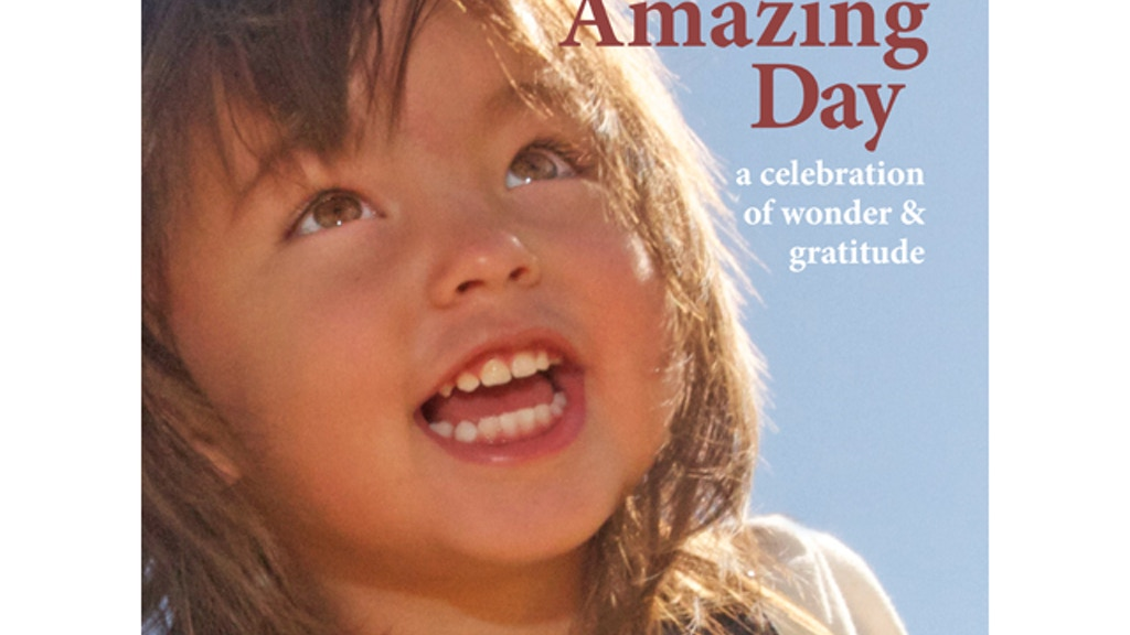 My Amazing Day: A Celebration of Wonder and Gratitude project video thumbnail
