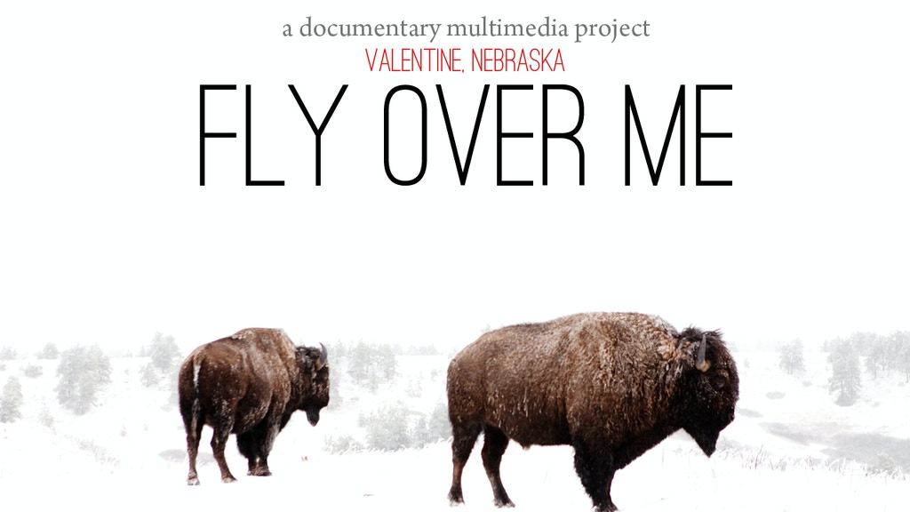 Fly Over Me project video thumbnail