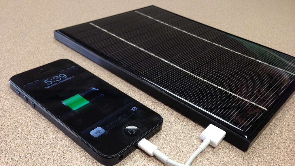 Magma: The Most Beautiful Solar Charger project video thumbnail