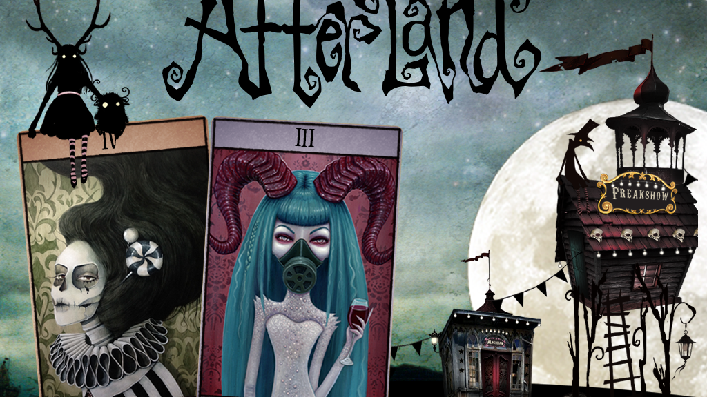 Afterland project video thumbnail