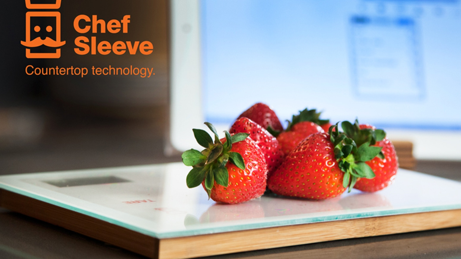 Smart Food Scale: Less about WEIGHT, more about YOU  by Chef Sleeve