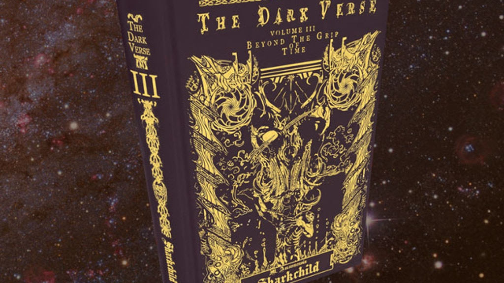 The Dark Verse, Vol. 3: Beyond the Grip of Time project video thumbnail