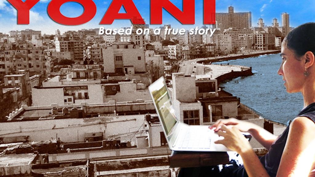 YOANI - The Film project video thumbnail