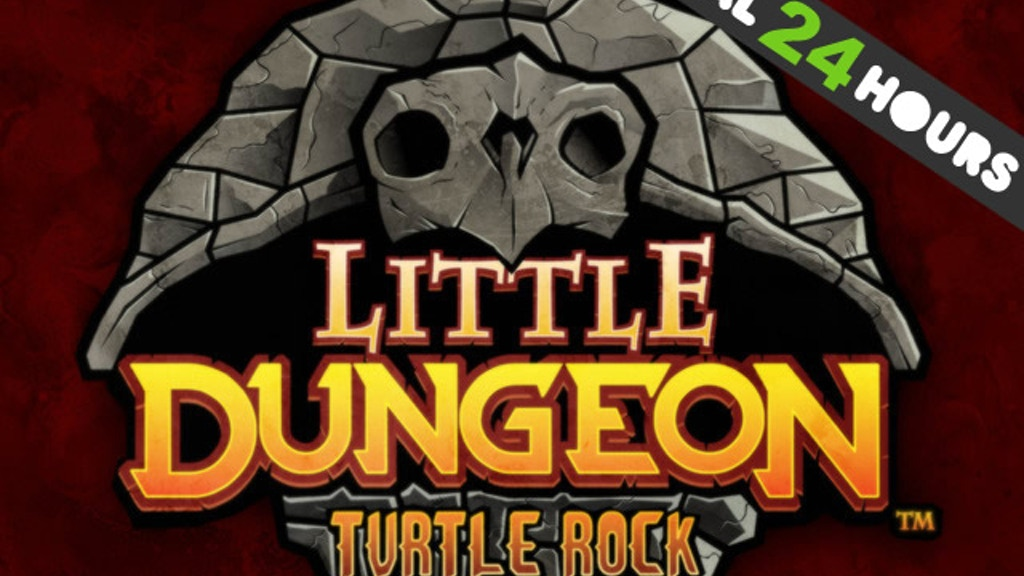 Little Dungeon: Turtle Rock project video thumbnail