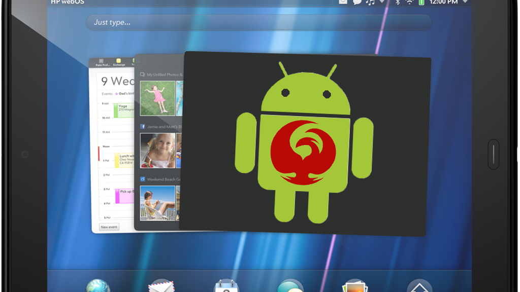 Run Android Apps in webOS on the HP Touchpad project video thumbnail