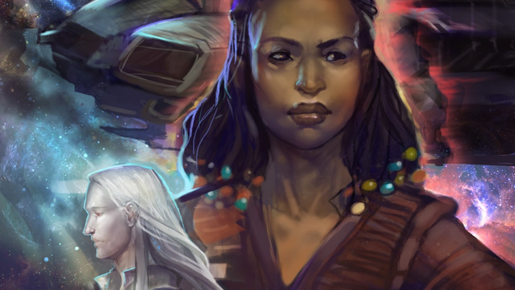 Earthrise: First Book of a Space Opera Trilogy project video thumbnail
