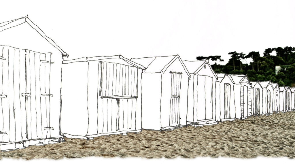 Feature Beach Hut @ 1st Teignmouth Beach Hut Raising project video thumbnail