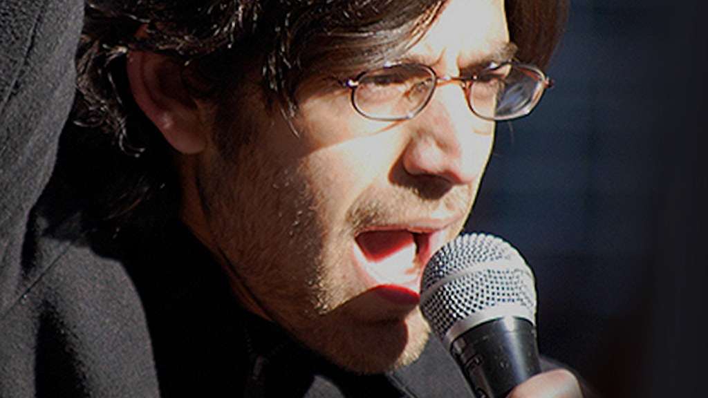 Aaron Swartz Documentary - The Internet's Own Boy project video thumbnail