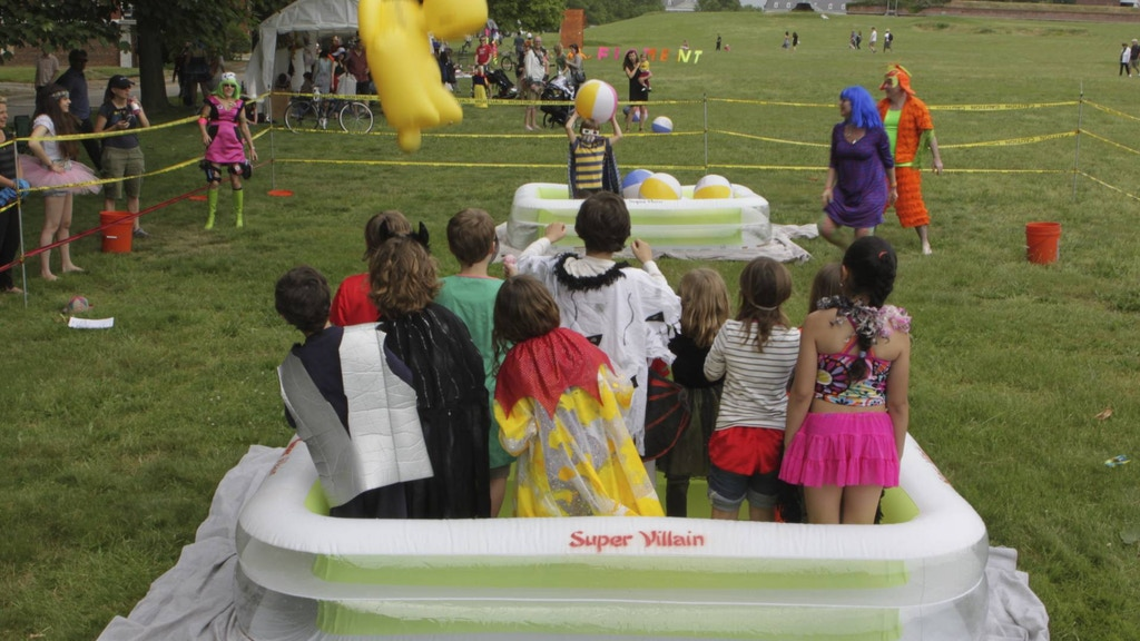 Aqua Attack! at Figment NYC on Governors Island - June 8/9 project video thumbnail