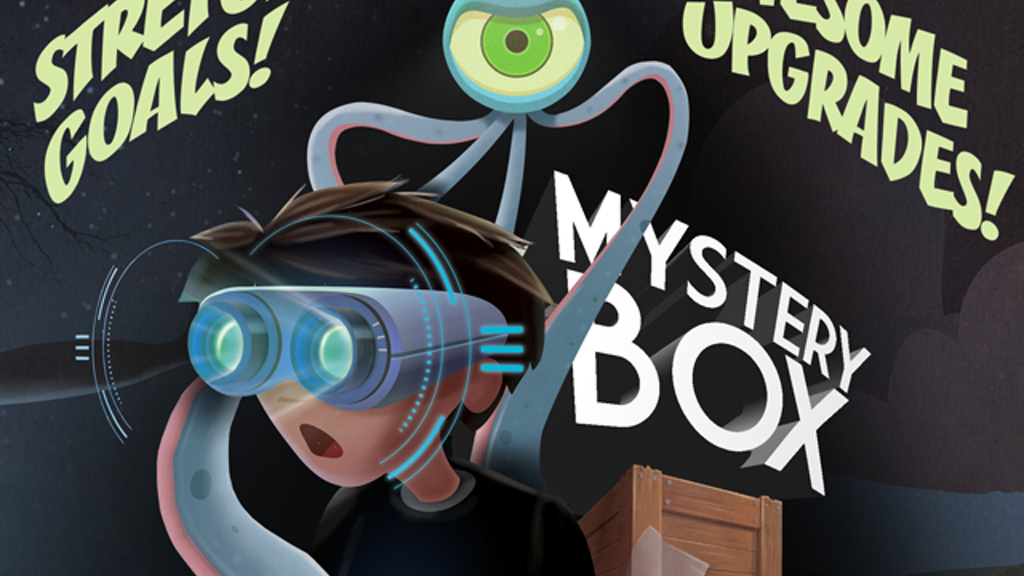 Mystery Box project video thumbnail