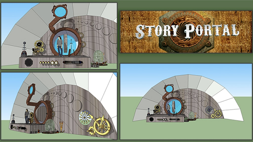 The Story Portal Builds A Story Time Machine! project video thumbnail